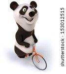 panda   Shutterstock . vector #153012515