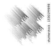speed lines in arrow form .... | Shutterstock .eps vector #1530199898