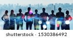 group of people. human... | Shutterstock . vector #1530386492