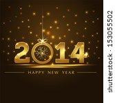 2014 golden year card