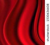 velvet drapery  theater red...   Shutterstock .eps vector #1530636608