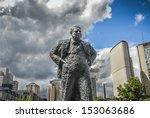 Sir Winston Churchill Memorial...