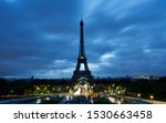 Eiffel Tower And Paris From...