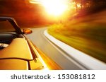 sunset drive | Shutterstock . vector #153081812