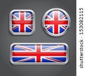 set of united kingdom flag...   Shutterstock .eps vector #153082115