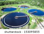 primary sedimentation stage ... | Shutterstock . vector #153095855
