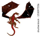 Red Dragon   A Creature Of Myt...