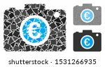 euro photo mosaic of rugged... | Shutterstock .eps vector #1531266935