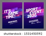 template design with dynamic... | Shutterstock .eps vector #1531450592
