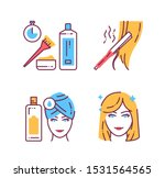 hair restoration stages color...