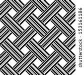 seamless pattern with stripes ... | Shutterstock .eps vector #153161186