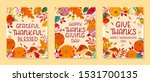 bundle of seasonal banners for...   Shutterstock .eps vector #1531700135