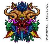 vector illustration of a... | Shutterstock .eps vector #1531716422