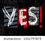 grunge desing for t shirt with... | Shutterstock .eps vector #1531797875