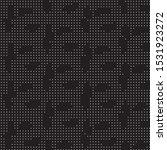 abstract grunge grid polka dot...   Shutterstock .eps vector #1531923272
