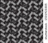 abstract grunge grid polka dot...   Shutterstock .eps vector #1531923305