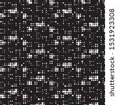 abstract grunge grid polka dot...   Shutterstock .eps vector #1531923308
