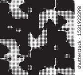 abstract grunge grid polka dot...   Shutterstock .eps vector #1531923398