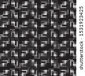 abstract grunge grid polka dot...   Shutterstock .eps vector #1531923425