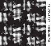 abstract grunge grid polka dot...   Shutterstock .eps vector #1531923452