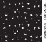 abstract grunge grid polka dot...   Shutterstock .eps vector #1531927838