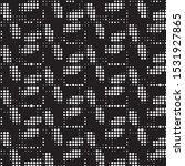 abstract grunge grid polka dot...   Shutterstock .eps vector #1531927865