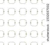 geometric ornamental vector...   Shutterstock .eps vector #1532037032