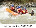 Rafting White Water Adventure...