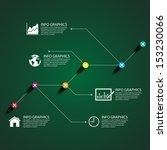 business chart success ... | Shutterstock .eps vector #153230066