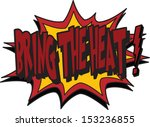 bring the | Shutterstock .eps vector #153236855
