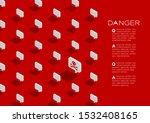 skull and crossbones sign in...   Shutterstock .eps vector #1532408165