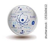 physics | Shutterstock .eps vector #153260612