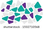 abstract vector simple and...   Shutterstock .eps vector #1532710568