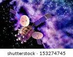 3d model of an artificial... | Shutterstock . vector #153274745