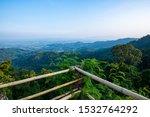 Mountain View At Doi Tung View...