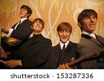 Постер, плакат: the wax figures of
