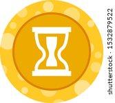 beautiful hourglass vector... | Shutterstock .eps vector #1532879522