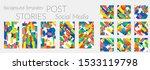 creative backgrounds for social ... | Shutterstock .eps vector #1533119798