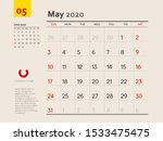 design concept layout may 2020...   Shutterstock .eps vector #1533475475