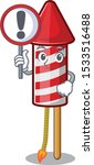 with sign fireworks rocket... | Shutterstock .eps vector #1533516488