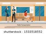 landscape view inside the... | Shutterstock .eps vector #1533518552