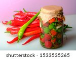 Composition Of Pickled Hot...