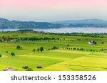 neuschwanstein region areal... | Shutterstock . vector #153358526