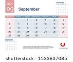 design concept layout september ...   Shutterstock .eps vector #1533637085
