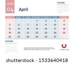 design concept layout april...   Shutterstock .eps vector #1533640418