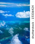 polynesia island | Shutterstock . vector #15336424