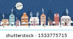 happy new year and merry...   Shutterstock .eps vector #1533775715