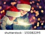 Christmas Magic Gift Box And A...