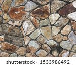 Stone Wall Background For...