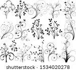 abstract vector pattern design...   Shutterstock .eps vector #1534020278